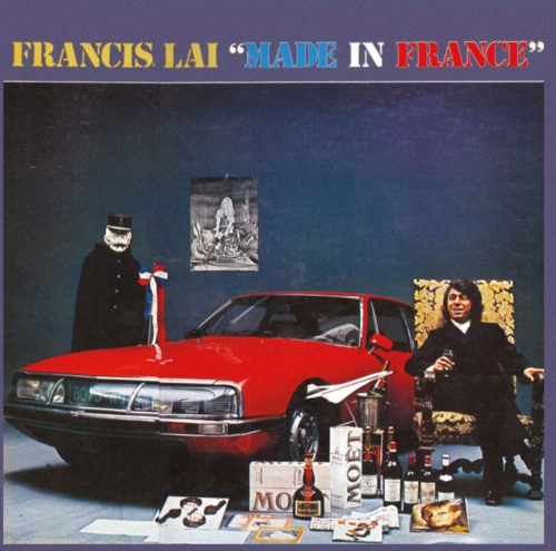Francis Lai - Made In France