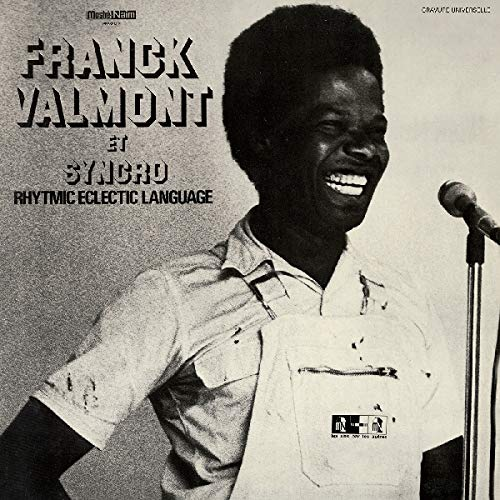 Franck Valmont - Et Synchro Rhytmic Eclectic Language