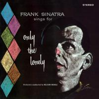 Frank Sinatra - Only The Lonely + 1 Bonus Track! In Transparent Blue Colored Vinyl.