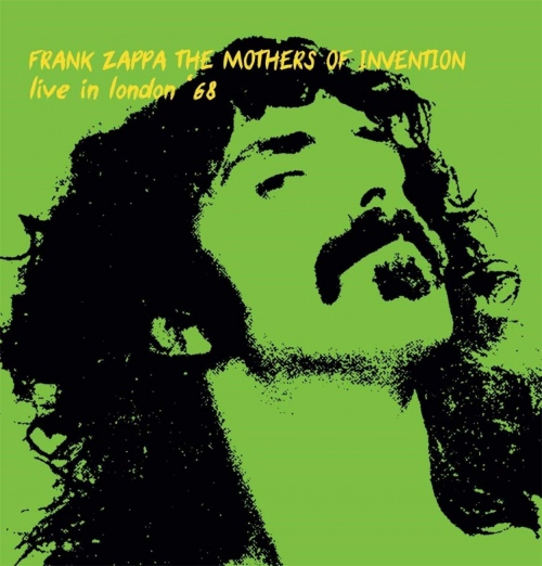 Frank & The Mothers Of Invention Zappa - Live In London '68