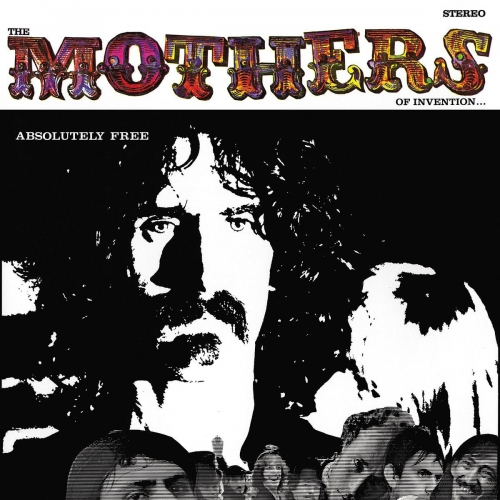 Frank Zappa Absolutely Free Upcoming Vinyl September