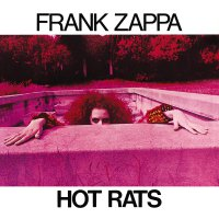 Frank Zappa - Hot Rats 50Th Anniversary  Translucent Pink