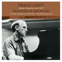 Franz Liszt -Piano Concertos 1 & 2