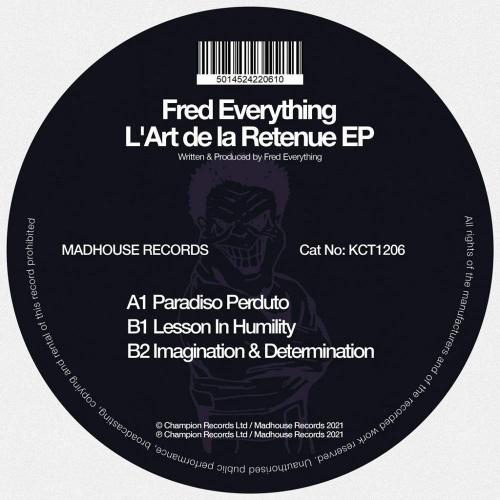 Fred Everything -L'art De La Retenue