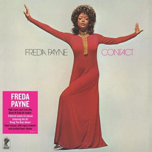 Freda Payne -Contact