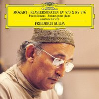 Friedrich Gulda - Mozart: Piano Sonatas