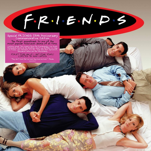 Friends Soundtrack - Friends Soundtrack