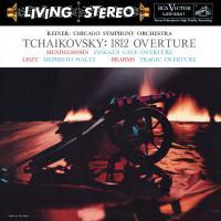Fritz Reiner - Tchaikovsky: 1812 Overture All-Analog