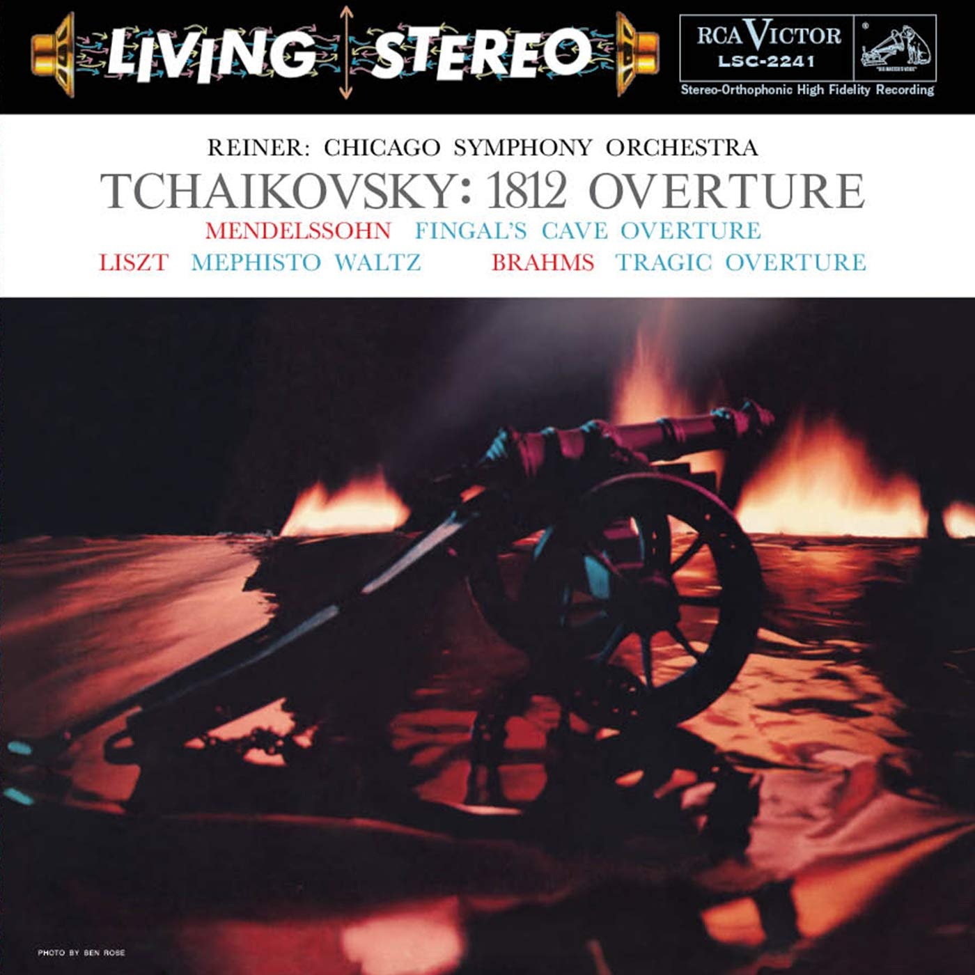 How To Top 1812 Overture How About >> Fritz Reiner Tchaikovsky 1812 Overture All Analog Upcoming