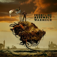 Front Line Assembly - Warmech