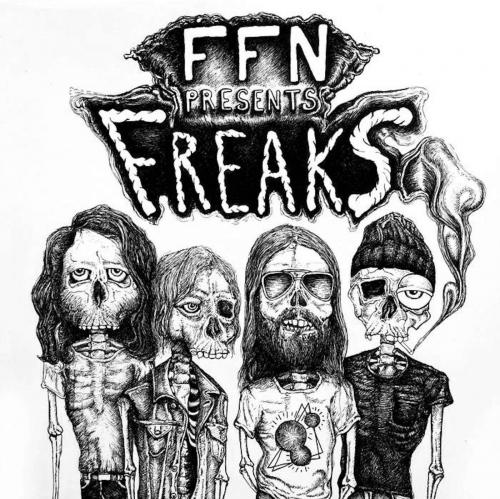 Frontier Folk Nebraska - Freaks
