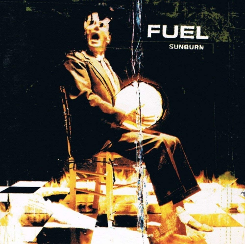 Fuel - Sunburn Red/orange