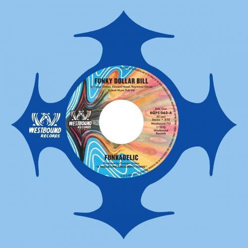 Funkadelic -Funky Dollar Bill / Instruumental Version