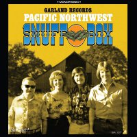 Garland Records - Pacific Northwest Snuff Box