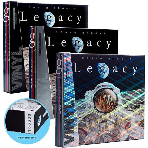 Garth Brooks - Garth Brooks: The Legacy Collection