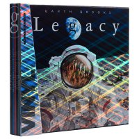 Garth Brooks - Legacy - Ltd Edition Numbered Series