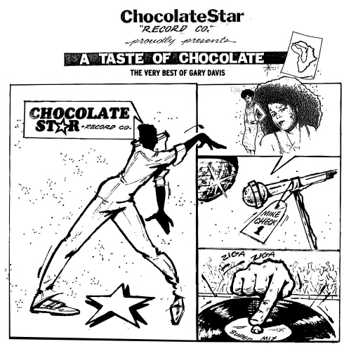 Gary Davis - Taste Of Chocolate: Very Best Of
