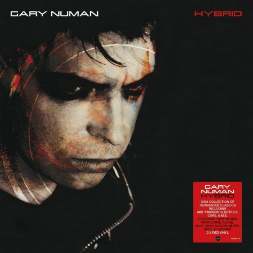 Gary Numan - Hybrid