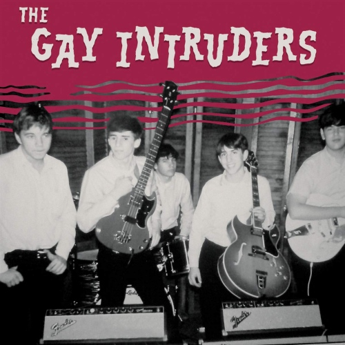 Gay Intruders -In The Race / It's Not Today