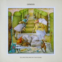Genesis -Selling England By The Pound