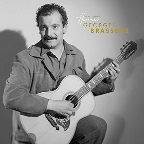 Georges Brassens - La Collection Harcourt