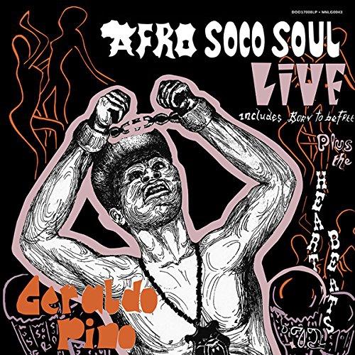 Geraldo Pino & The Heartbeats - Afro Soco Soul Live