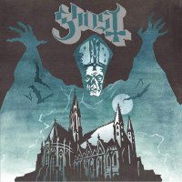 Ghost - Opus Eponymous Rise Above Records 30Th Anniversary Gold Sparkle Edition