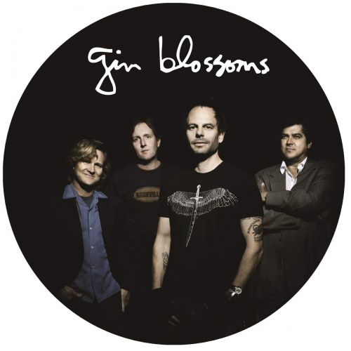 Gin Blossoms - Live In Concert - Picture Disc Vinyl