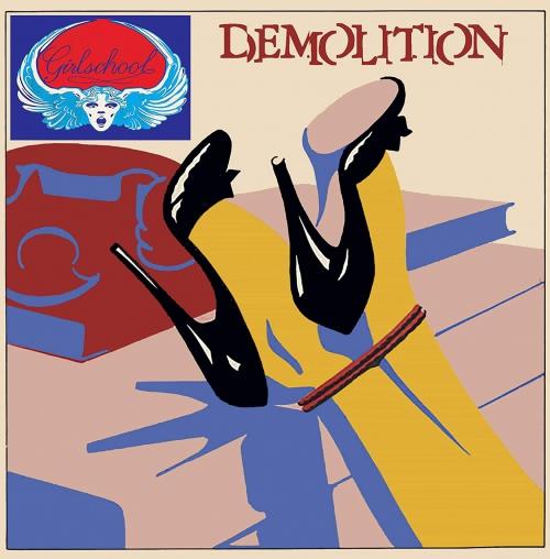 Girlschool -Demolition