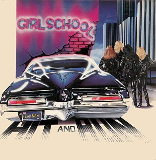 Girlschool - Hit And Run