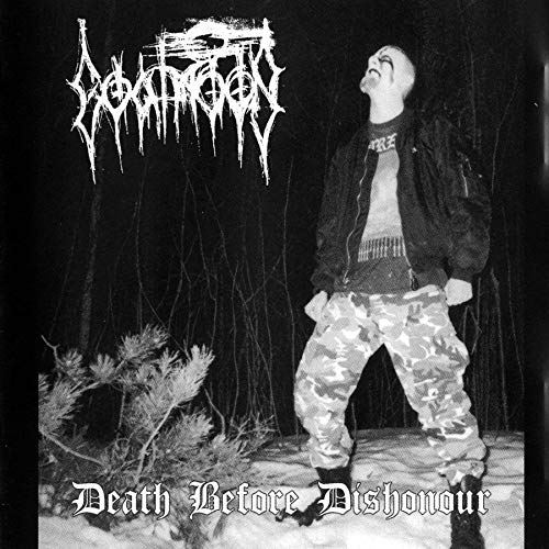 Goatmoon - Death Before Dishonour