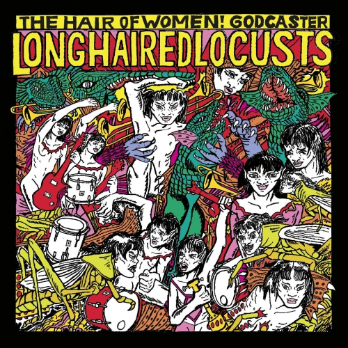 Godcaster - Long Haired Locusts