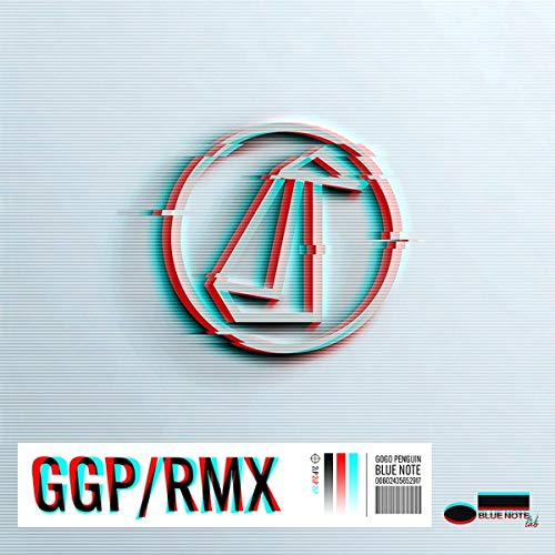 Gogo Penguin -Ggp/Rmx
