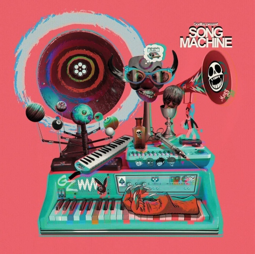Gorillaz - Song Machine, Season One - Deluxe Lp