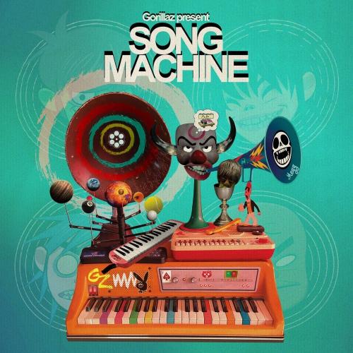 Gorillaz - Song Machine, Season One