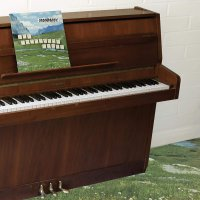 Grandaddy - The Sophtware Slump.....on A Wooden Piano