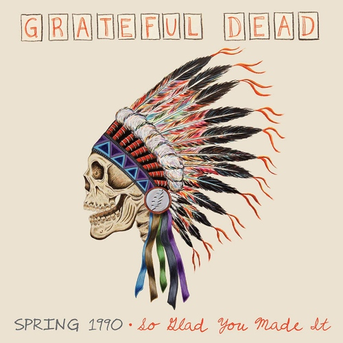 Grateful Dead - Spring 1990-So Glad You Made It Audiophile Box /limited Anniversary Edition