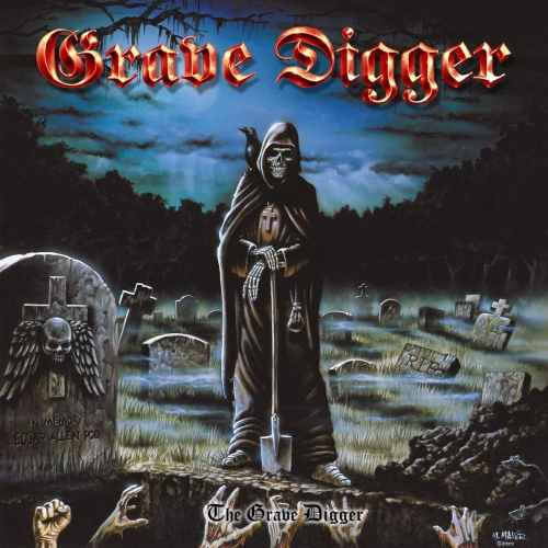 Grave Digger -The Grave Digger