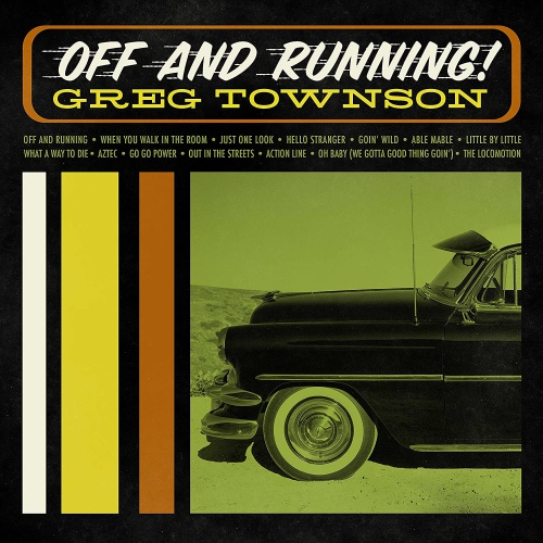 Greg Townson -Off And Running