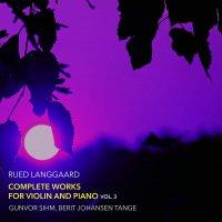 Gunvor Sihm -Complete Works For Violin 3