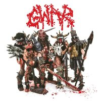 Gwar - Scumdogs Of The Universe 30Th Anniversary Red Marble Edition