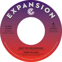 Gwen Mccrae - Keep The Fire Burning / Funky Sensation