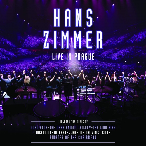 Hans Zimmer -Live In Prague