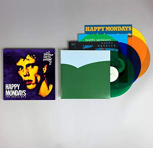 Happy Mondays - The Early Eps