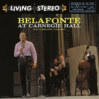 Harry Belafonte - Belafonte At Carnegie Hall 45 Rpm