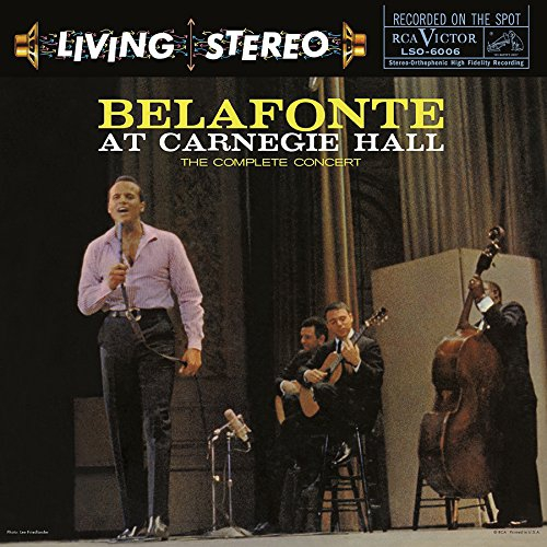 Harry Belafonte - Belafonte At Carnegie Hall 45 Rpm