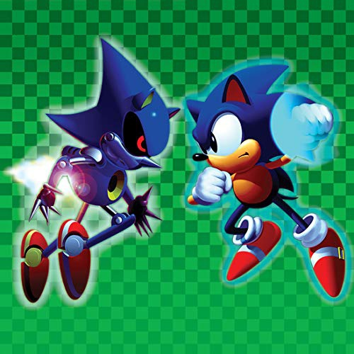 Naofumi Hataya & Masfumi Ogata - Sonic Aka Sonic The Hedgehog