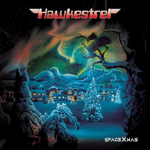 Hawkestrel -Spacexmas