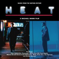 Heat - Music From The Motion Picture - Heat - Music From The Motion Picture Transparent Cool Blue