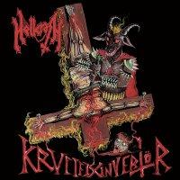Hellcrash - Krvcifix Invertör